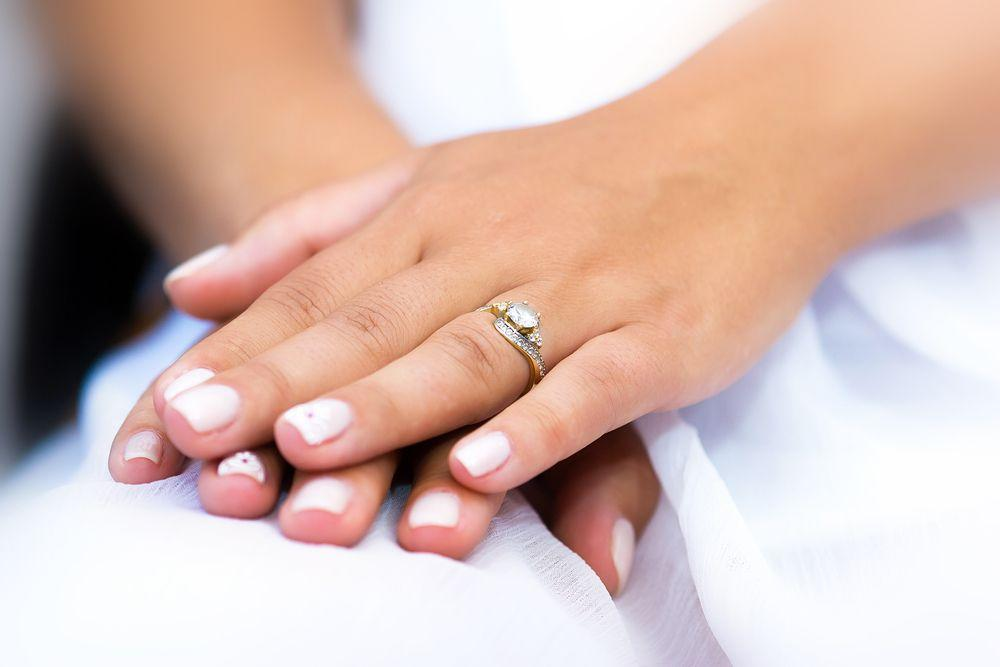 Do You Wear Your Engagement Ring On Your Wedding Day?
